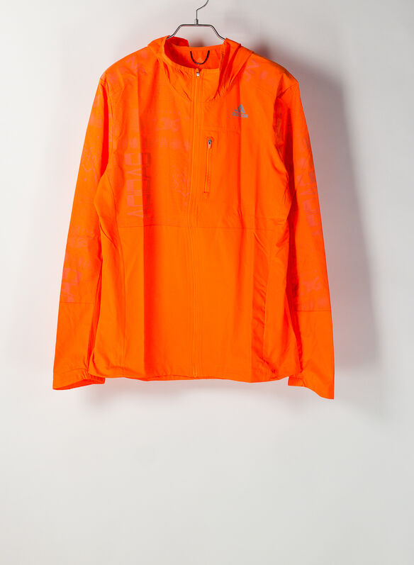GIACCA OWN THE RUN REFLECTIVE, ORANGE, medium