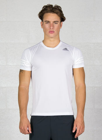 T-SHIRT FREELIFT CLIMACOOL, WHT, small