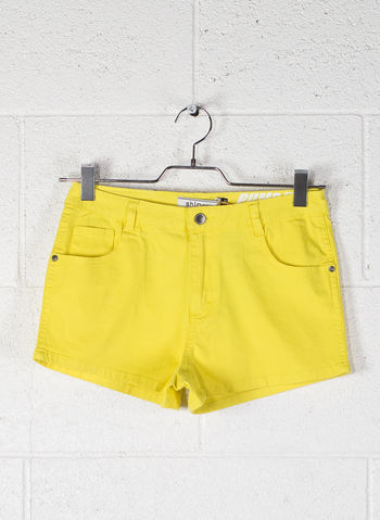 SHORT GARANTA, YELLOW, small