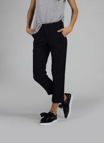 PANTALONE FEROLETO, NERO, small