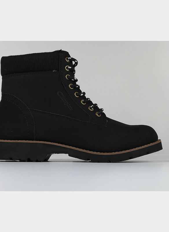 BOOT UPSTATE, BLK, medium