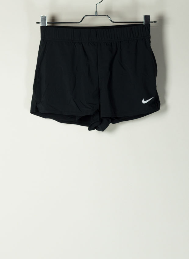 SHORT COURT FLEX, 010BLK, large