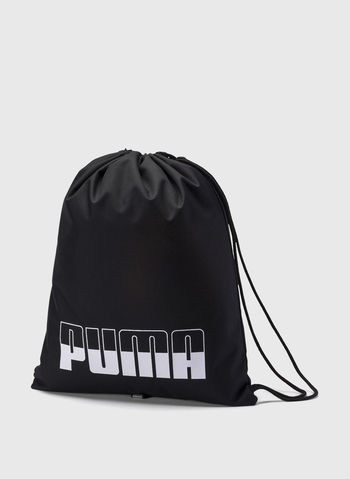 GYM SACK PLUS LOGO, 01BLK, small