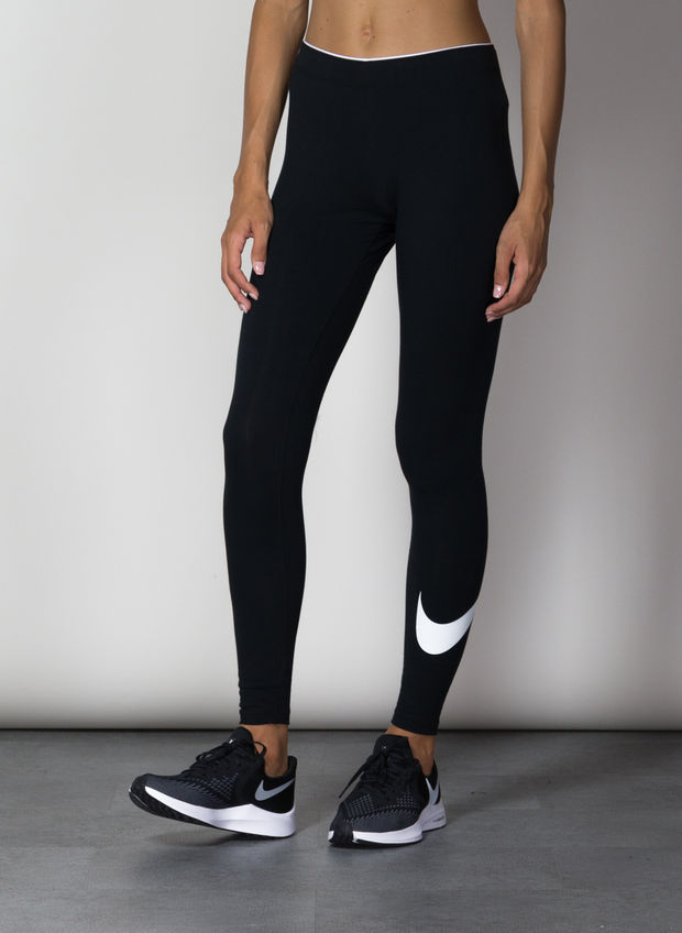 LEGGINGS SWOOSH, 010BLK, large