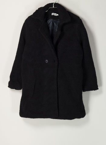 CAPPOTTO ORSETTO, BLK, small