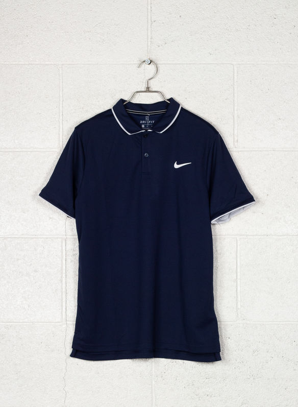 POLO DRY-FIT TENNIS, 452NVY, medium