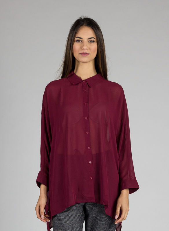 BLOUSE NOISY, CHIANTI, medium