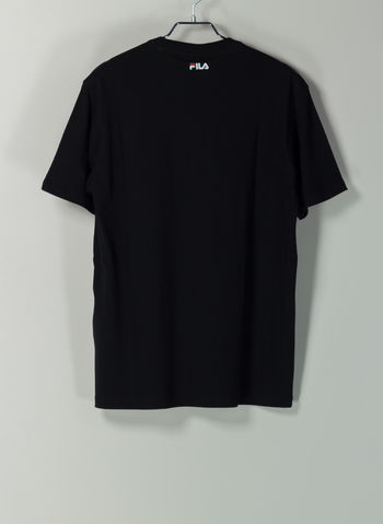 T-SHIRT UNISEX CLASSIC PURE, 002BLK, small