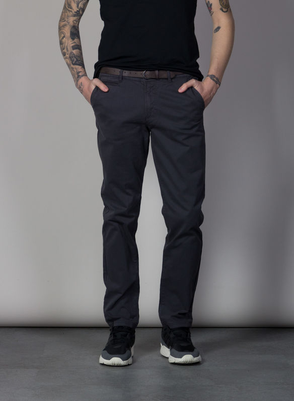 PANTALONE ROY, ASPHALT, medium