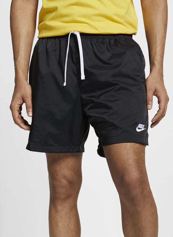 SHORTS WOVEN, 010BLK, medium