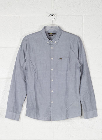 CAMICIA FILO A FIL, 01GREY, small