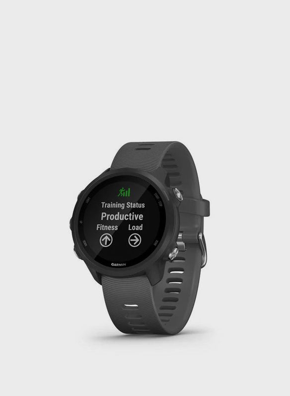GPS FORERUNNER 245, BLK, medium