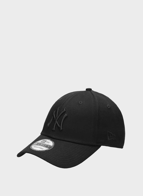 CAPPELLO 9FORTY NYY ESSENTIAL, BLK, medium