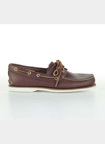 SCARPA BOAT ORIGINAL LTH , BROWN, small
