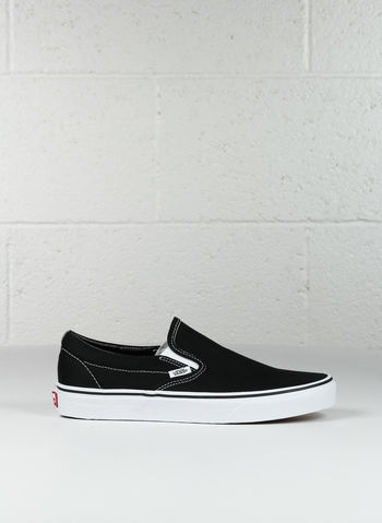 SCARPA CLASSIC SLIP-ON CVS, BLKWHT, small