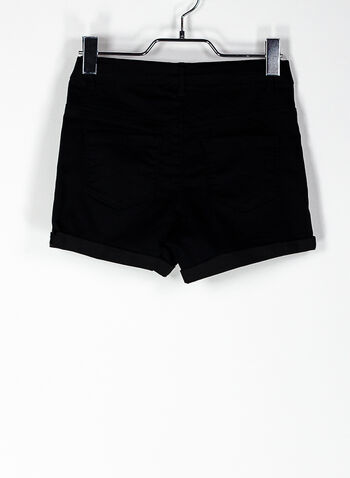 SHORT SALLY RAGAZZA, BLK, small