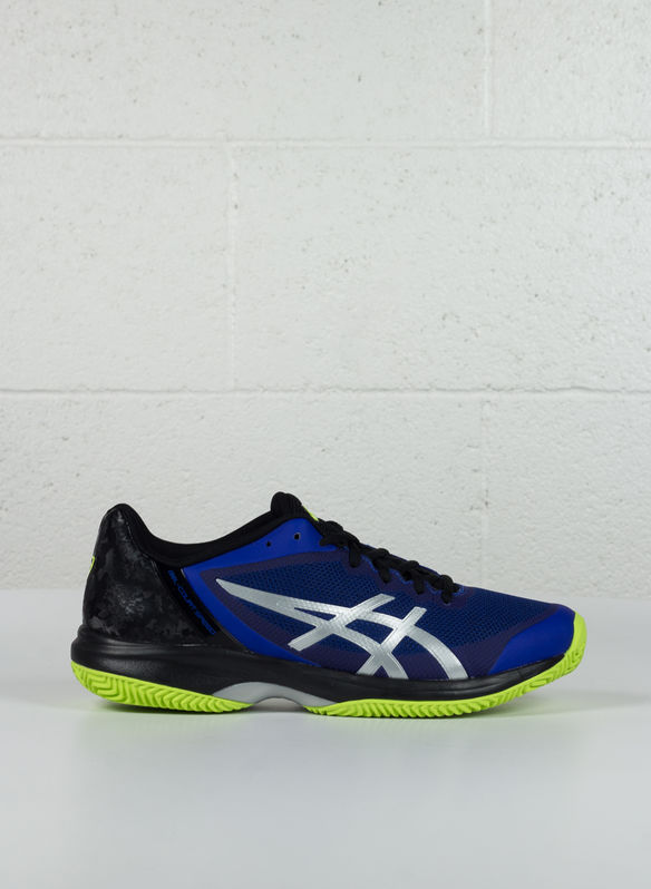 SCARPA GEL-COURT SPEED CLAY, NVYBLKLIME, medium