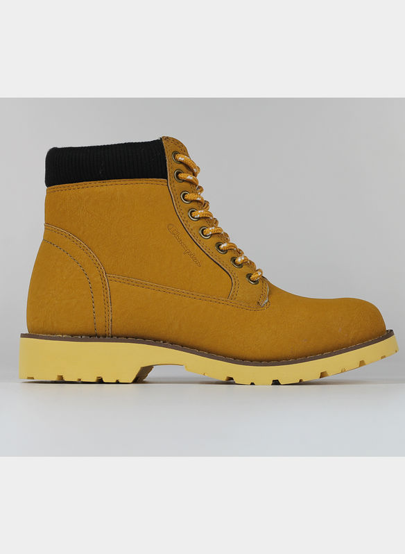 BOOT UPSTATE, YELLOW, medium