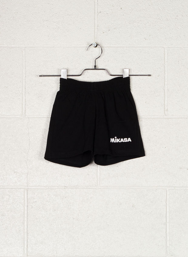 SHORT AKI, BLK, large