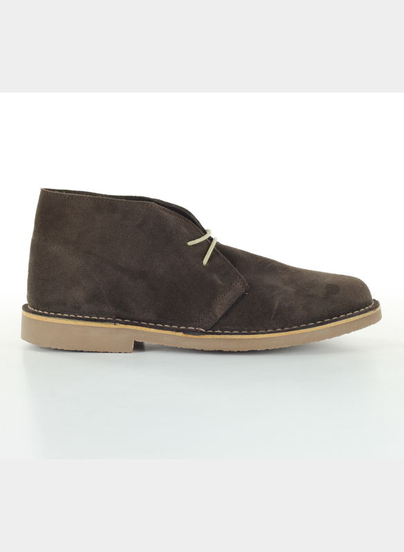 POLACCHINO SUEDE MID , TESTA, medium
