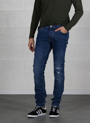 JEANS GLENN, BLUE DENIM, small
