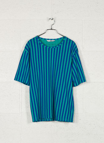 T-SHIRT BURITAL, GREEN, small