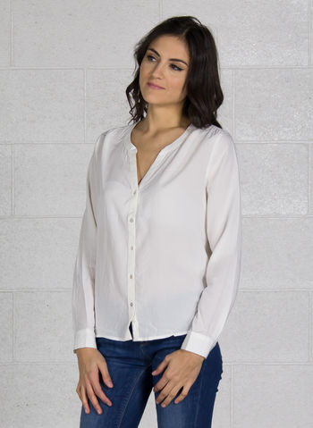 CAMICIA NOOS SUGAR, CLOUD DANCER, small