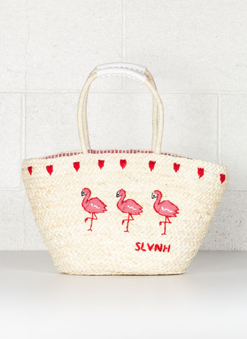 BORSA FLAMINGUS, FLAMINGO, small