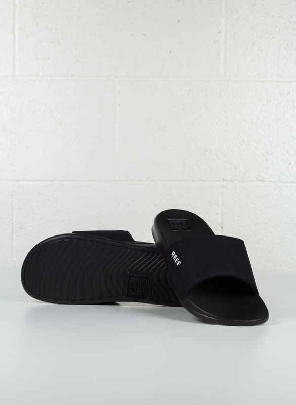 CIABATTA  ONE SLIDE, BLA BLK, medium