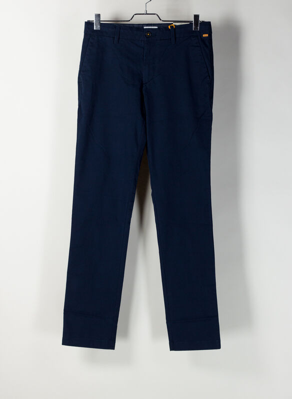 PANTALONI CHINO SLIM, 433NVY, medium
