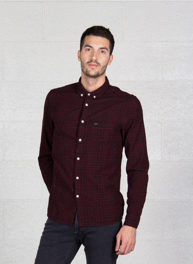 CAMICIA BUTTON DOWN, GB BORDOBLK, large