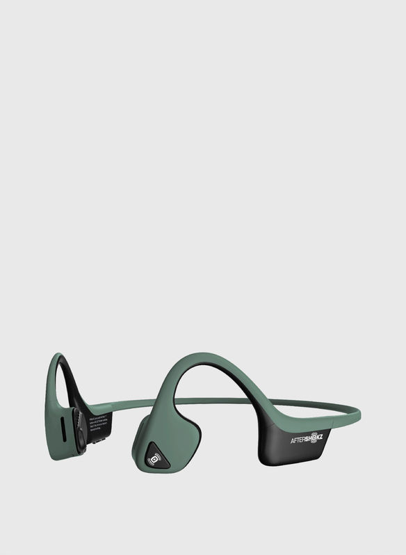 AURICOLARI TREKZ AIR, FOREST GREEN, medium