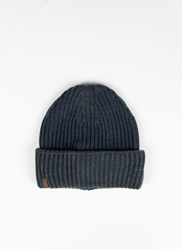 CAPPELLO HACKNEY COSTE RISVOLTO, NVY, large