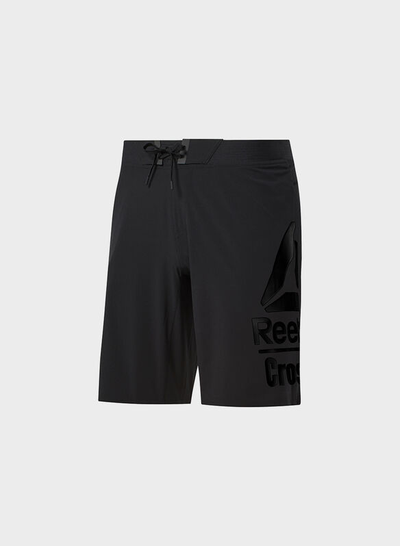 SHORT CROSSFIT EPIC BASE, BLK, medium