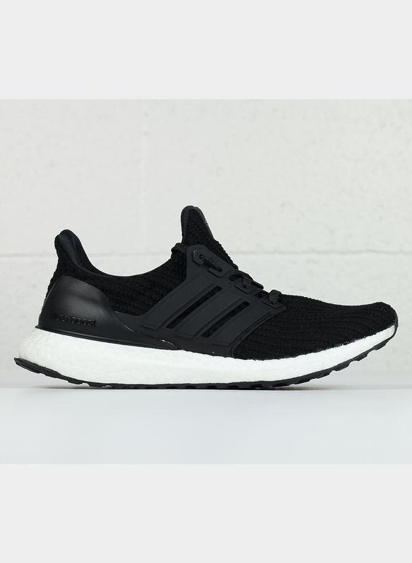 SCARPA ULTRABOOST, BLKWHT, medium