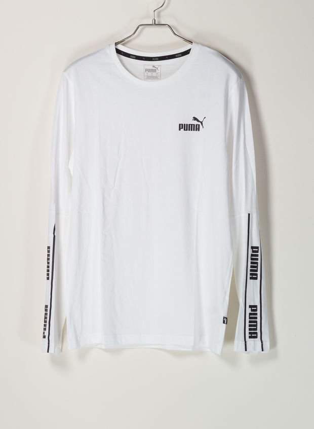 T-SHIRT AMPLIFIED, 02WHT, large