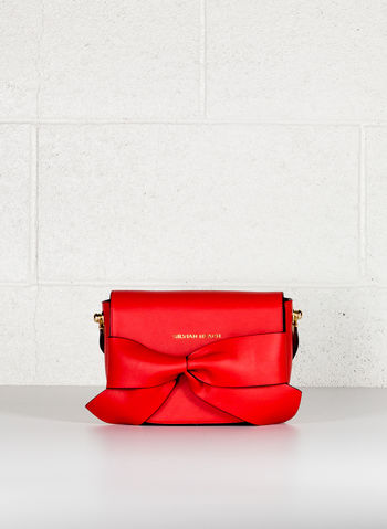 BORSA BENAVIS, RED, small