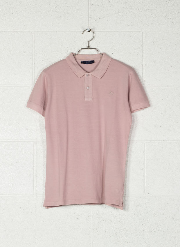 POLO PIQUET CLASSIC , 441ROSA, large