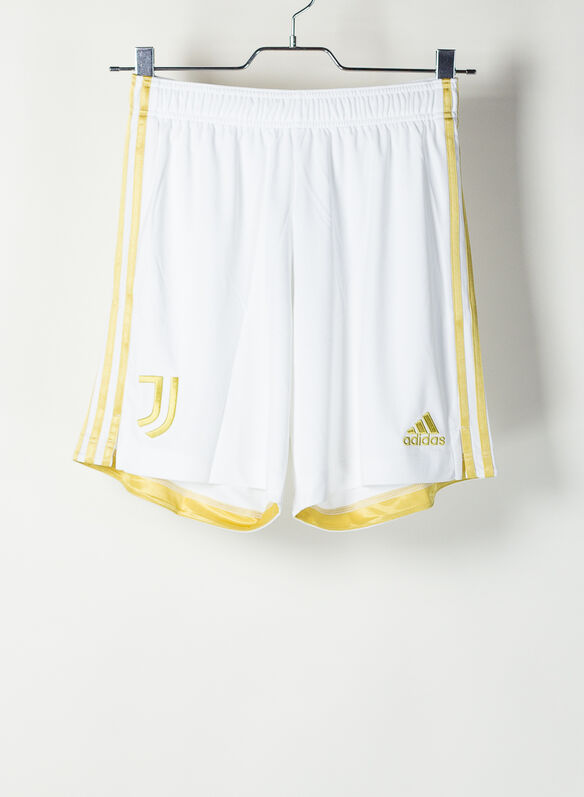 SHORT JUVENTUS HOME 2020/21, WHT, medium