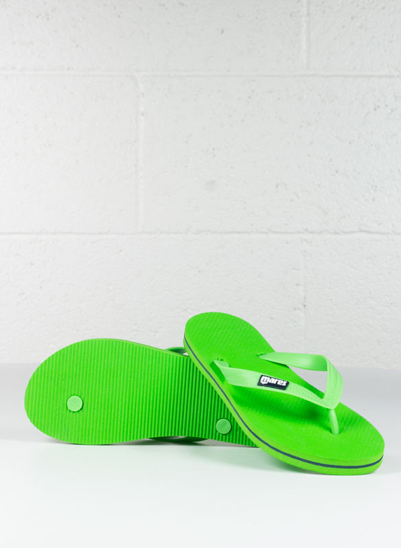 INFRADITO SLIPPER CLOUD, LM LIME, medium