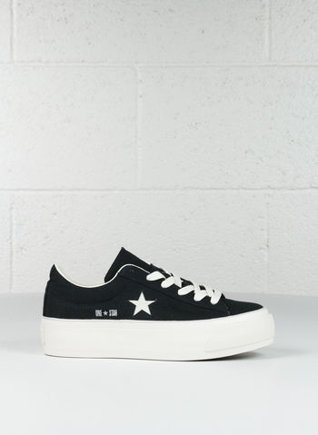 SNEAKERS ONE STAR LIFT OX, BLK, small