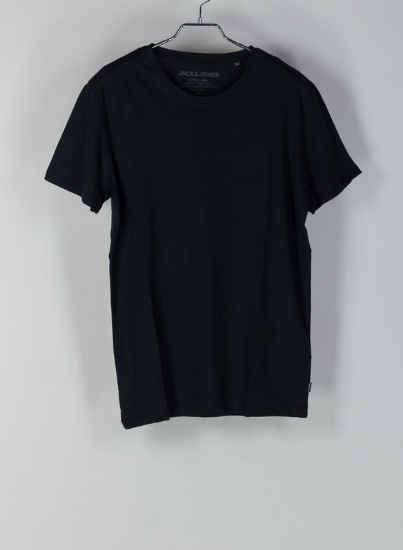 T-SHIRT LINEM BASIC, BLK, medium