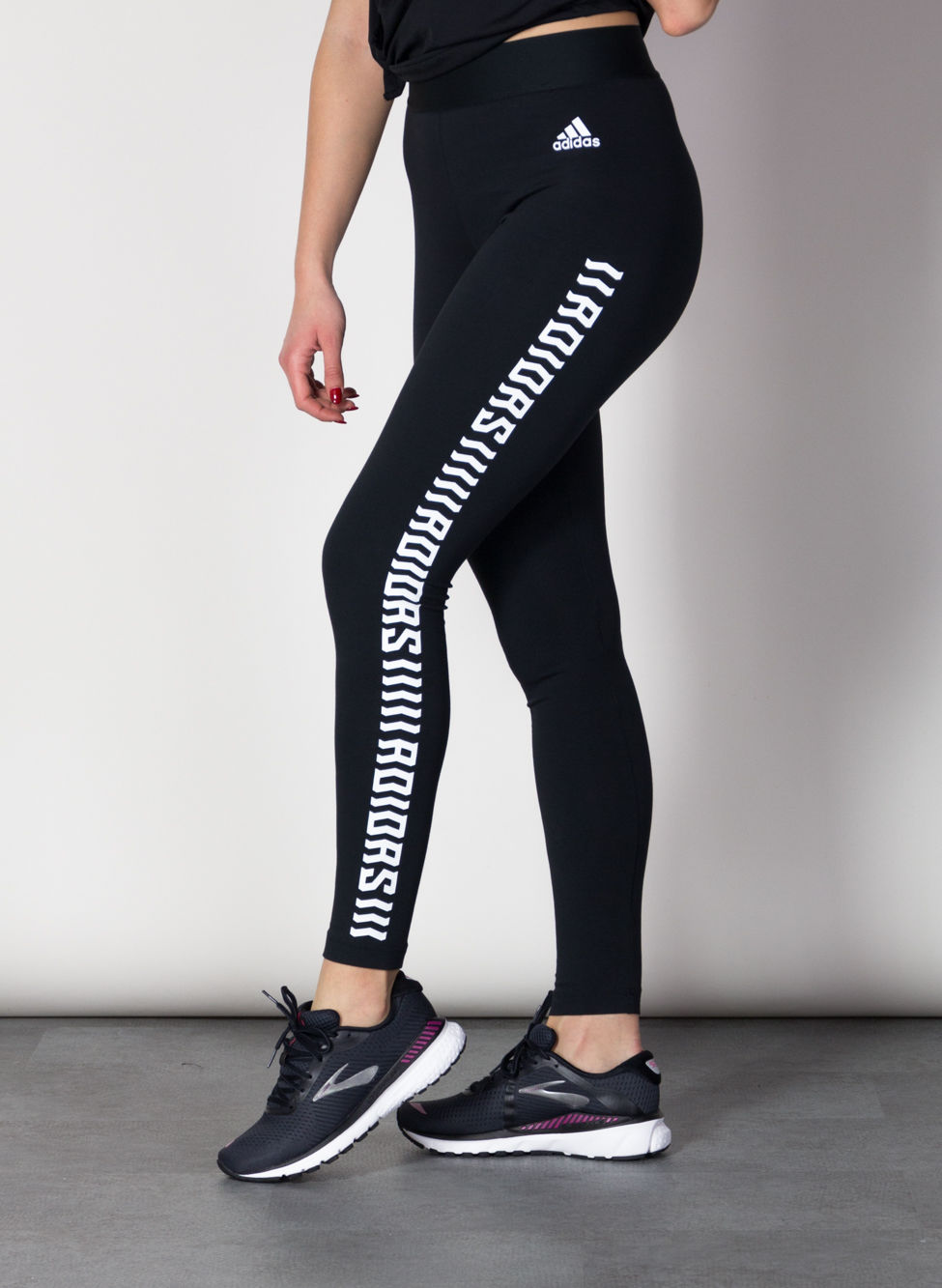 LEGGINGS HIGH-RISE GRAPHIC ATHLETICS SPORTSTYLE