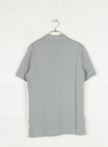 POLO PIQUET, 063GREY, small