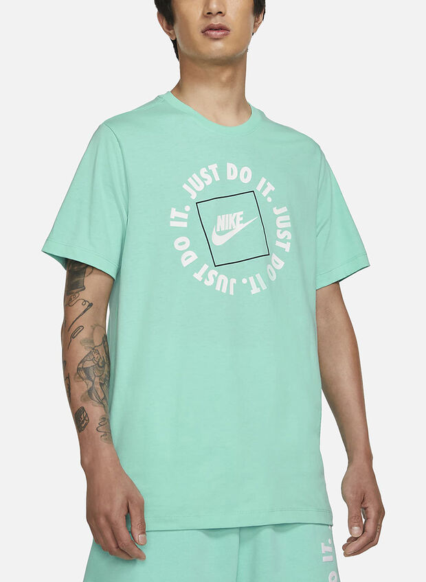 T-SHIRT JUST DO IT TROPICAL, 307TROPICAL, large