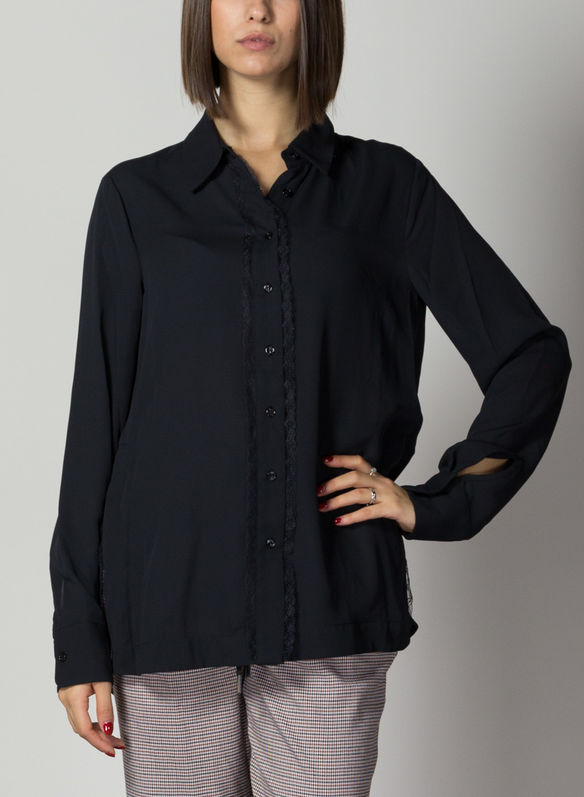 CAMICIA HAMZA, BLK, medium