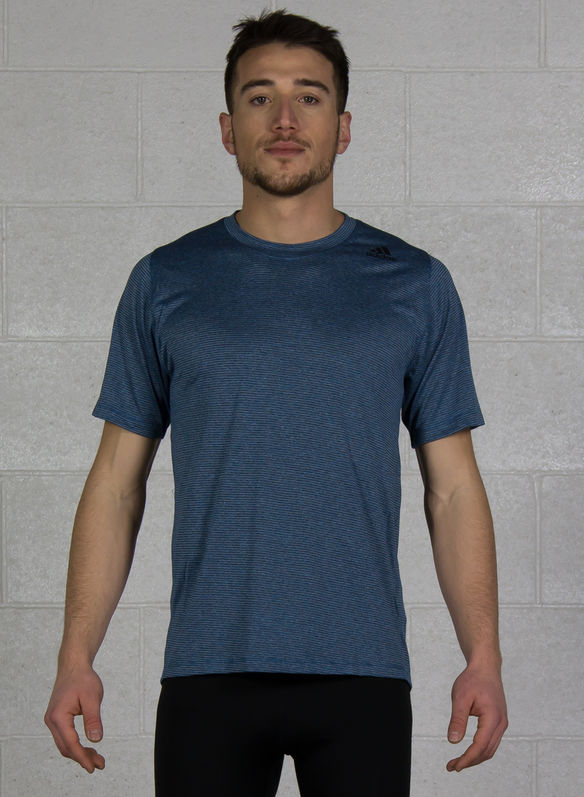 T-SHIRT FREELIFT TECH CLIMACOOL FITTED, BLUE, medium