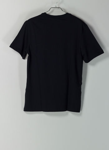 T-SHIRT INTER, 010BLK, small