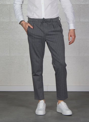 PANTALONE A RIGHE, GREYMEL STRIPE, small