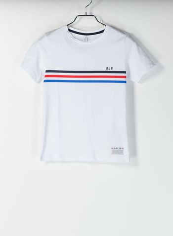T-SHIRT DENNIS VINTAGE, WHITE, small